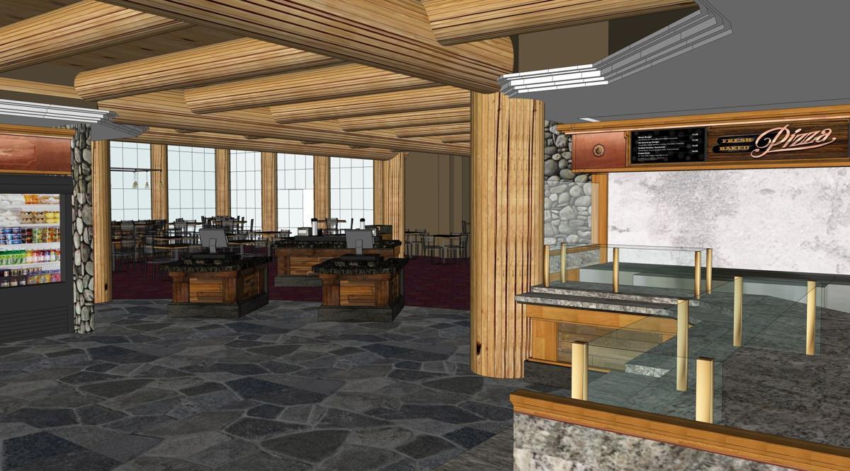 Warm Springs Lodge