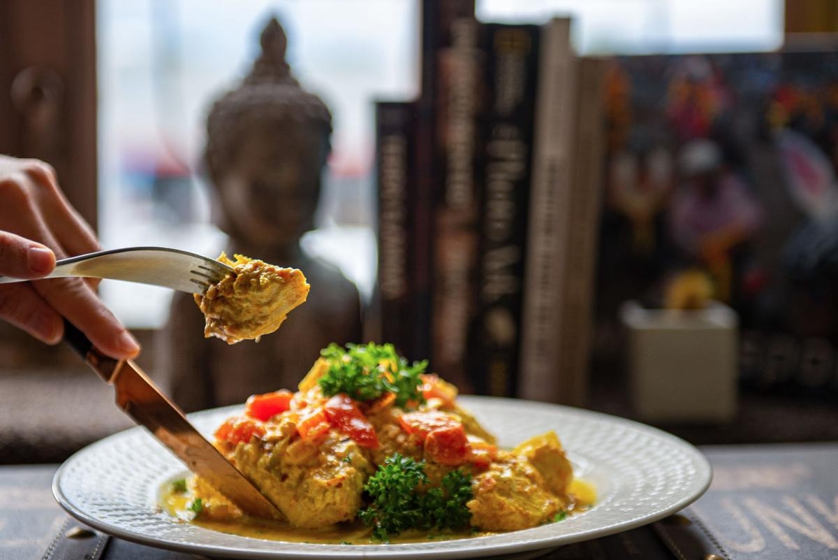 Cooking Culturally: Nepal - Butter Chicken