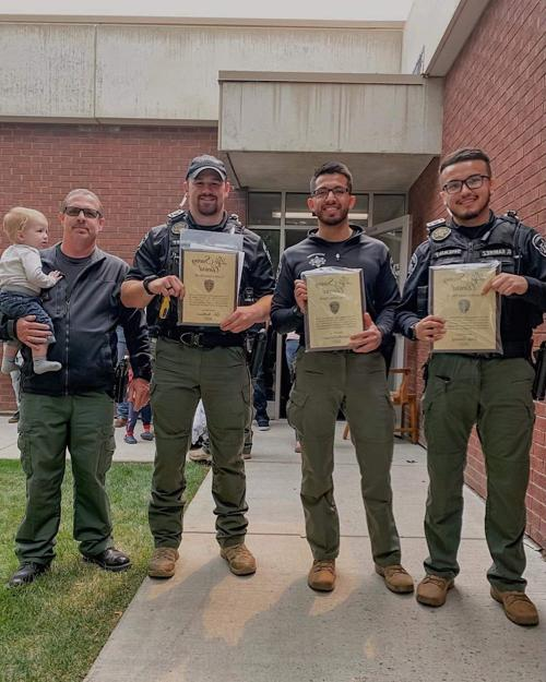 Deputy commendations