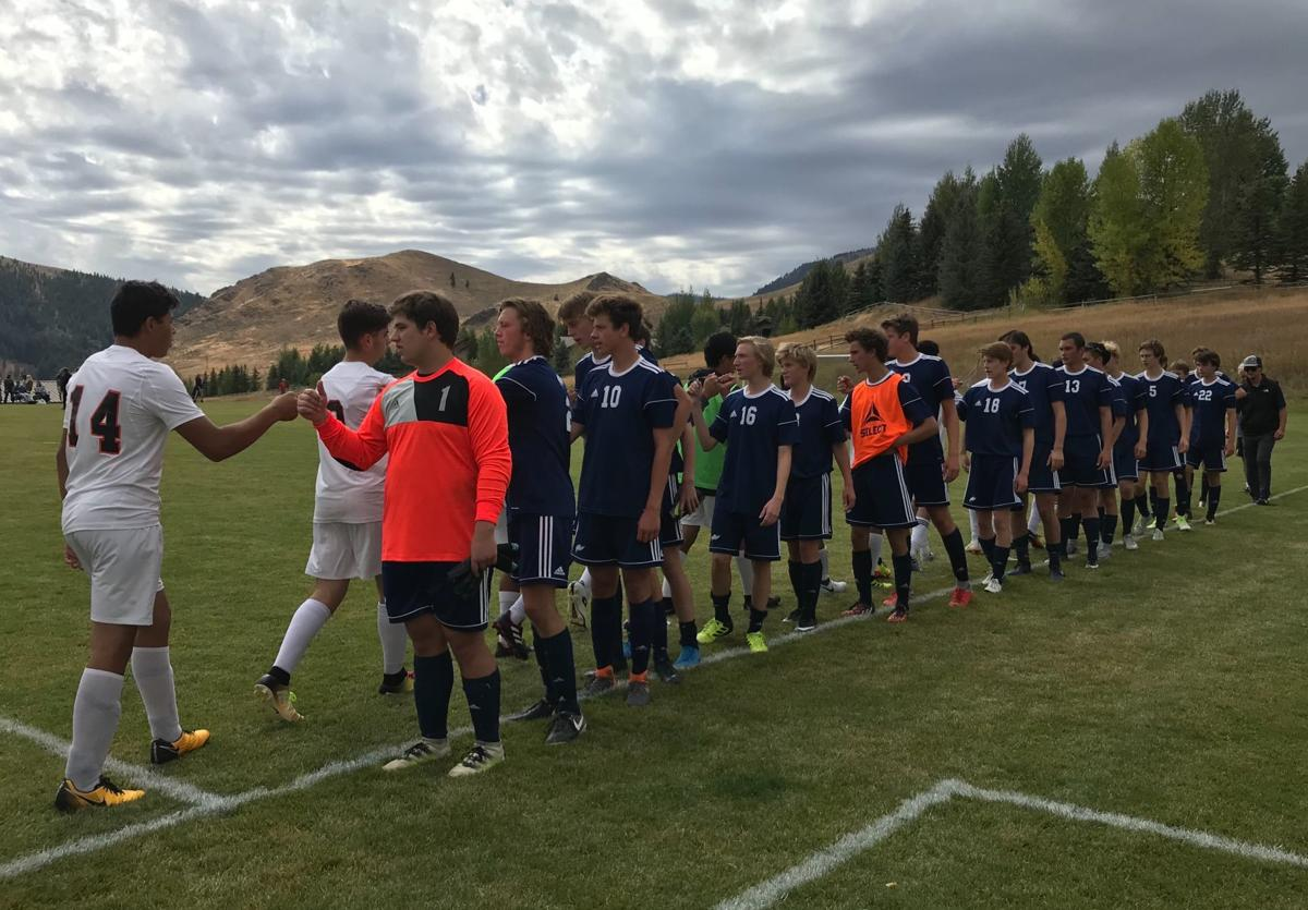 Boys soccer: Buhl at Community School