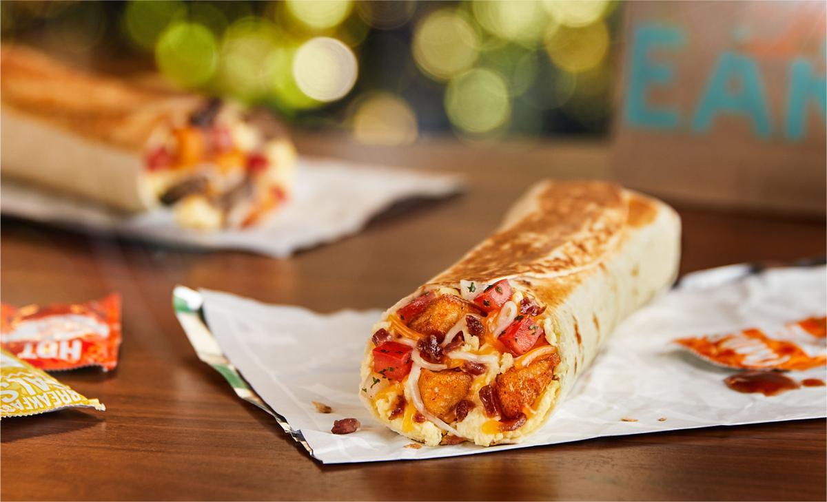 Taco Bell Breakfast Burrito Magicvalley Com