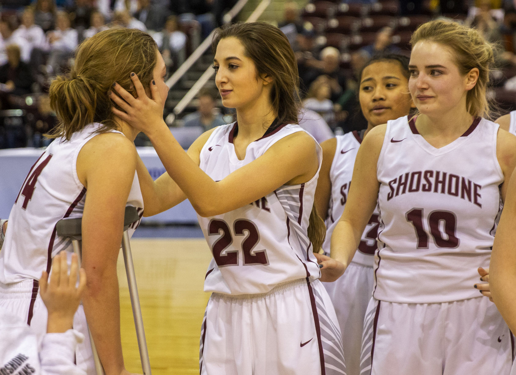 PHOTOS: Shoshone claims 1A DI state title