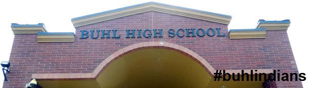Buhl High School - do not use or edit