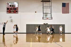 PHOTOS: Girls Basketball - Wendell Vs. Shoshone