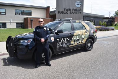 Military-themed police cruiser to hit the streets | Southern