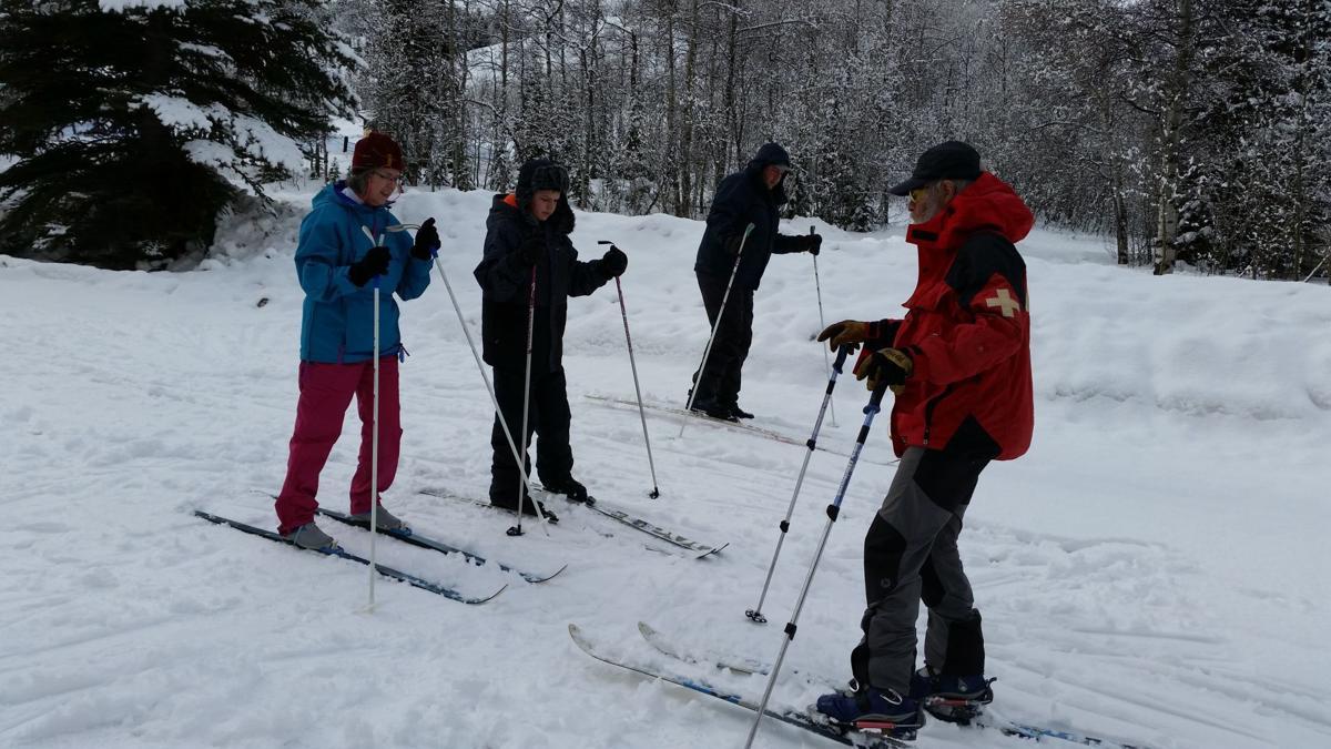 XC skiers
