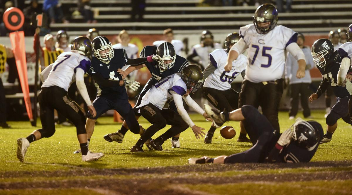 Football - Century Vs. Twin Falls