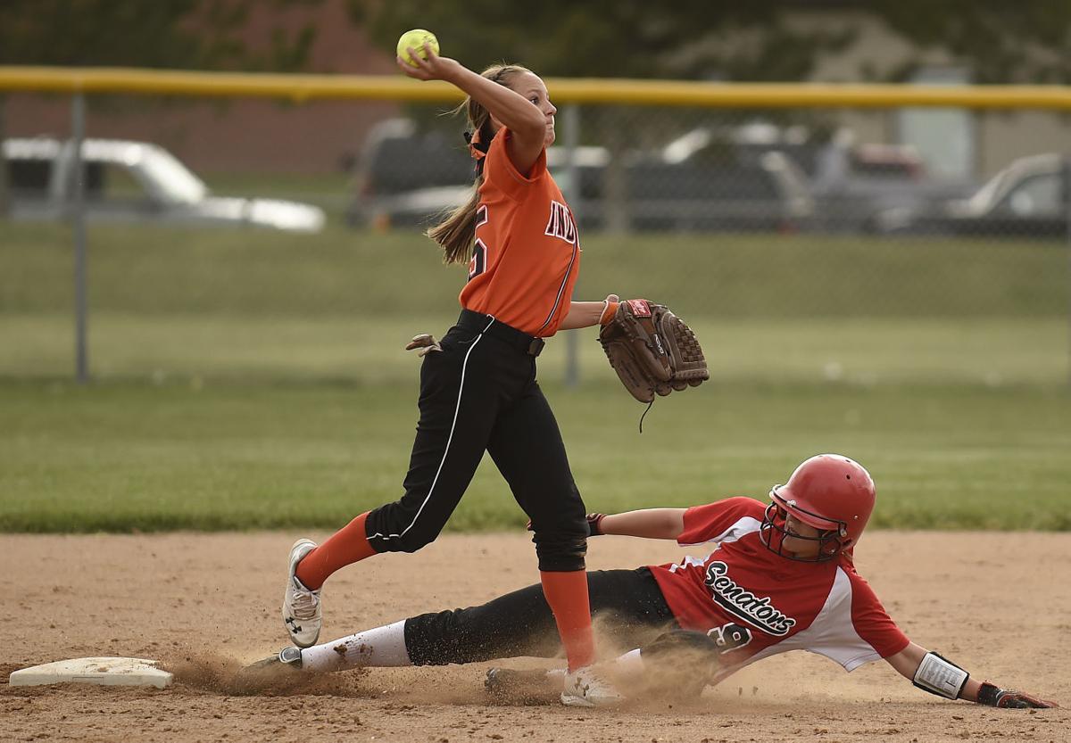 Softball Districts - Gooding Vs. Buhl