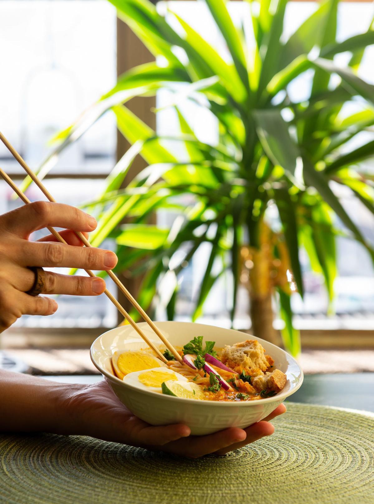 Cooking culturally: Myanmar - Mohinga