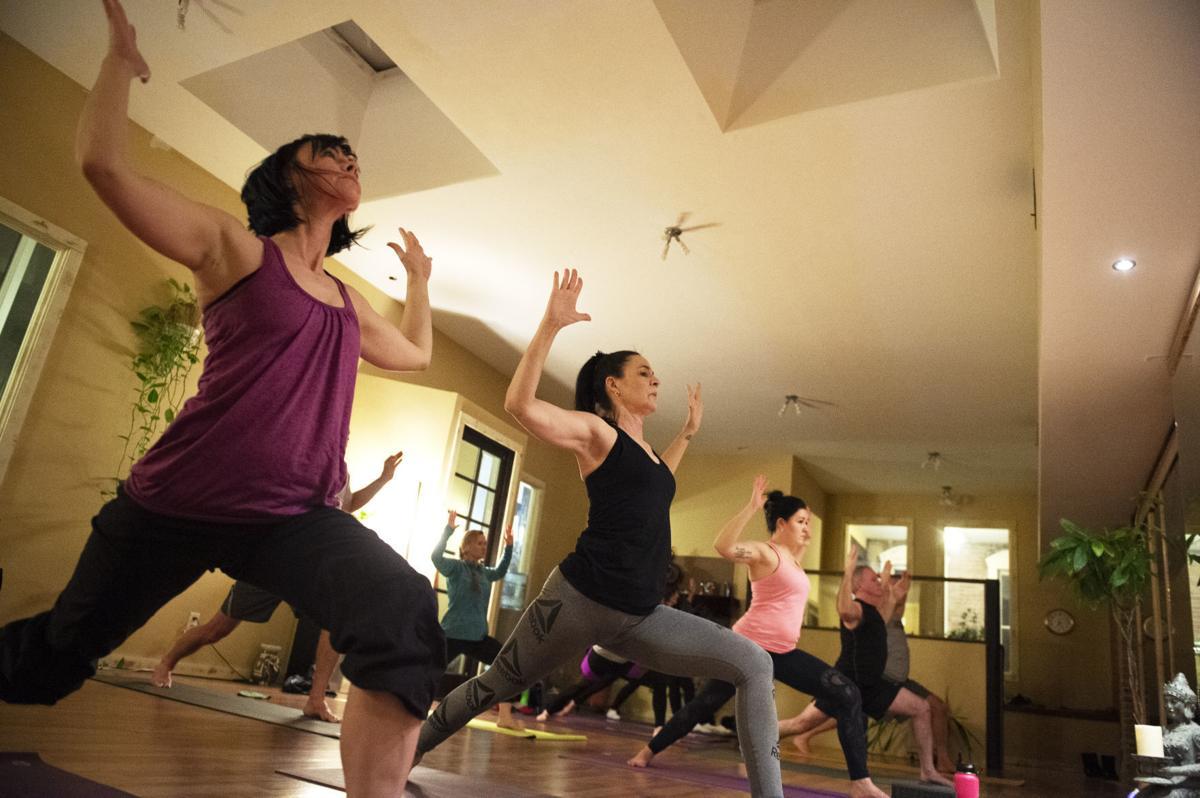 Shimmy Shakti Studio of Yoga