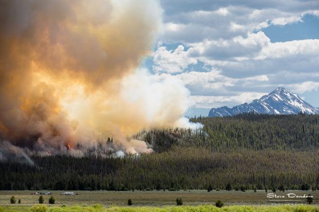 Hell Roaring Fire