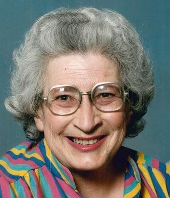 Obituary: Ynes Mary Alastra Kelly