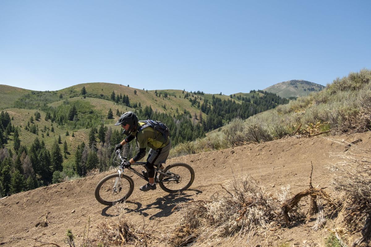Soldier Mountain bike park