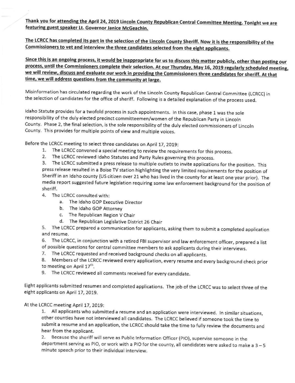 LCRCC handout 4/24