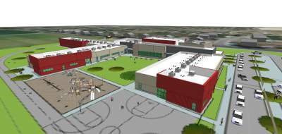 New Kimberly elementary school