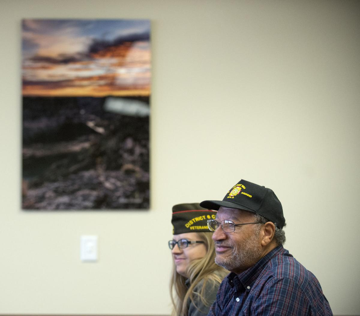 Veterans Affairs find a new home