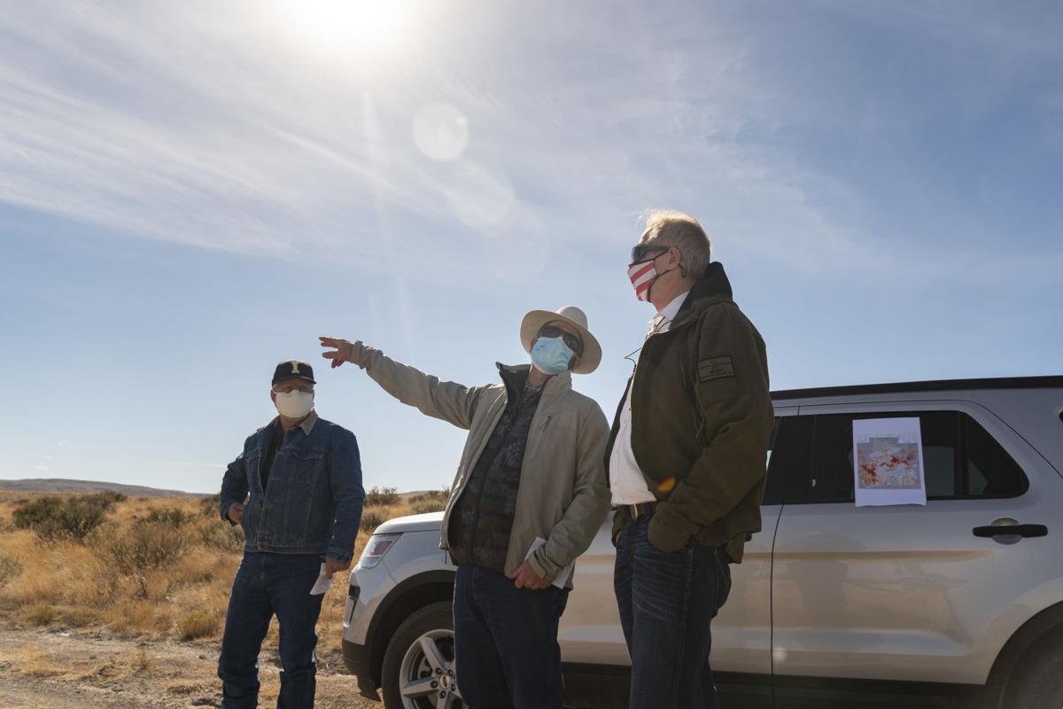 Deputy Director with BLM visits Idaho