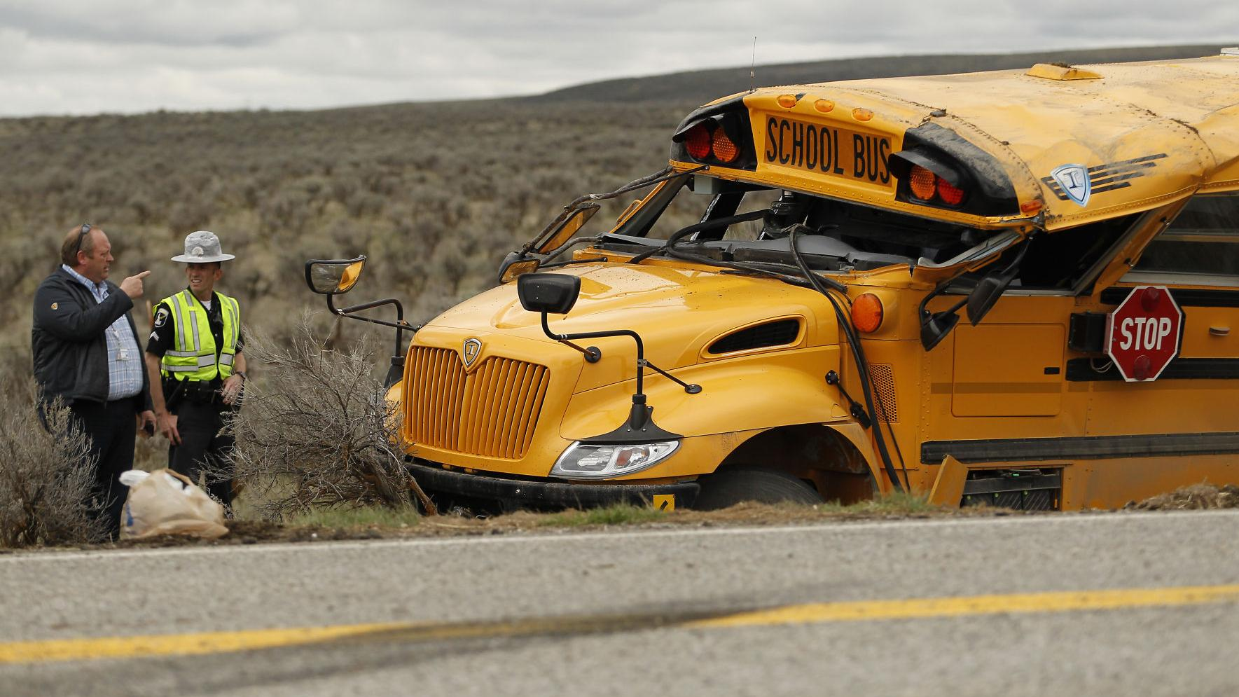 Report: Tired bus driv... Boise Courthouse Crash