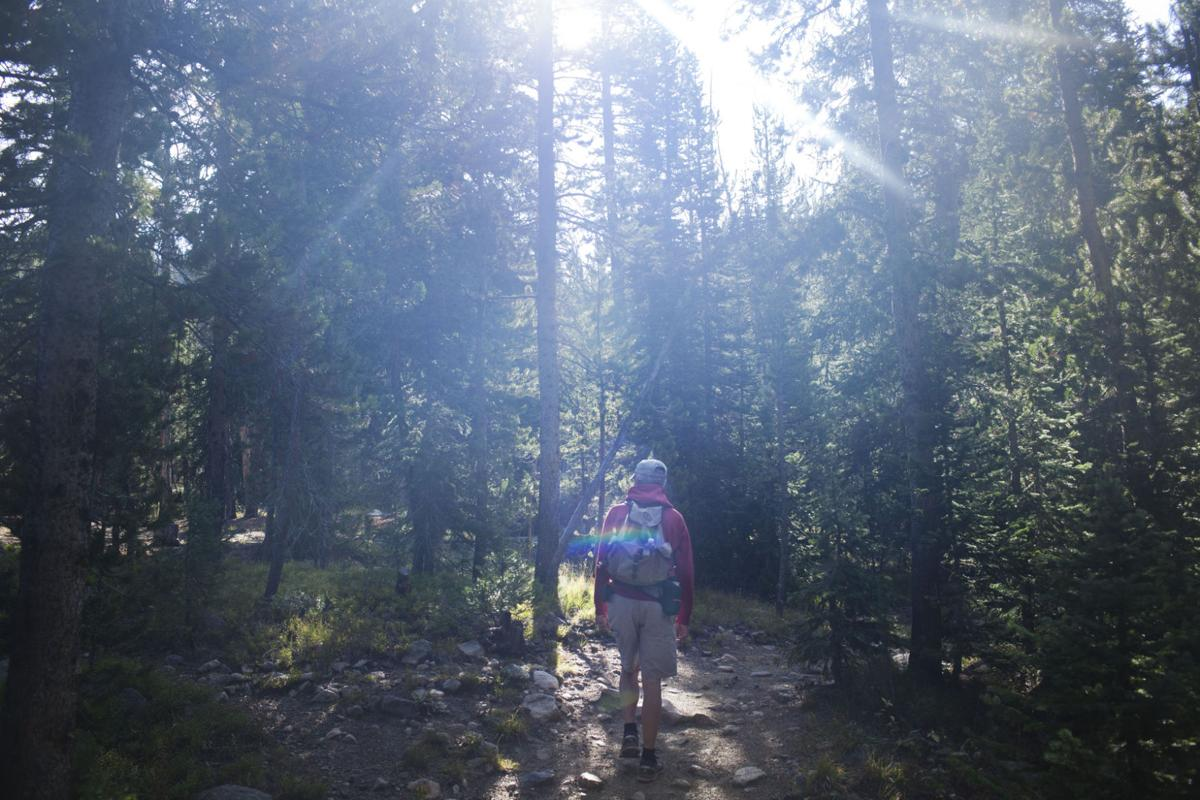 Boulder-White Clouds Wilderness