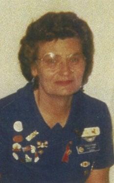 Obituary: Sheila Jane Robinson