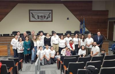 Diversity steering committee Twin Falls city council