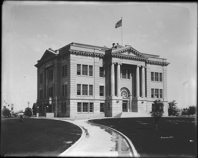 Twin Falls County Courthouse
