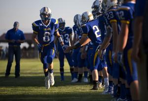 PHOTOS: Raft River vs. Oakley football