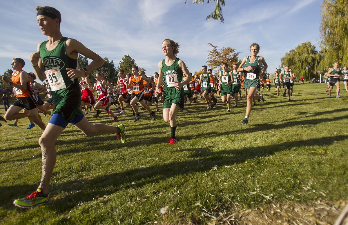 XC - Great Basin Conference Championship Meet
