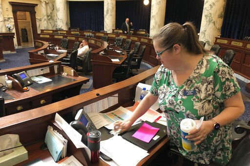 Some Idaho lawmakers opting out amid coronavirus fears
