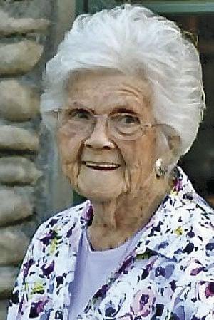 Obituary: Clara Elizabeth Parker