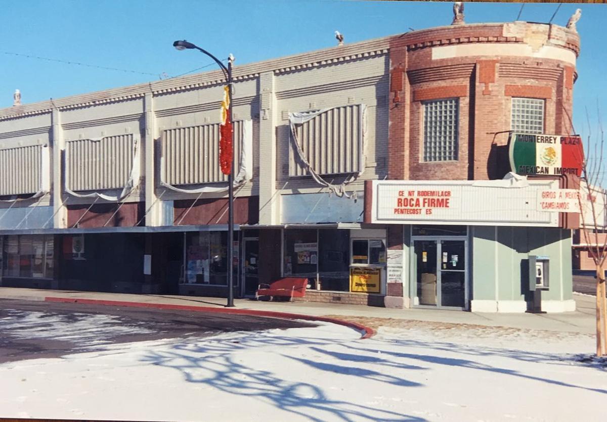 Wilson Theatre prior to renovation