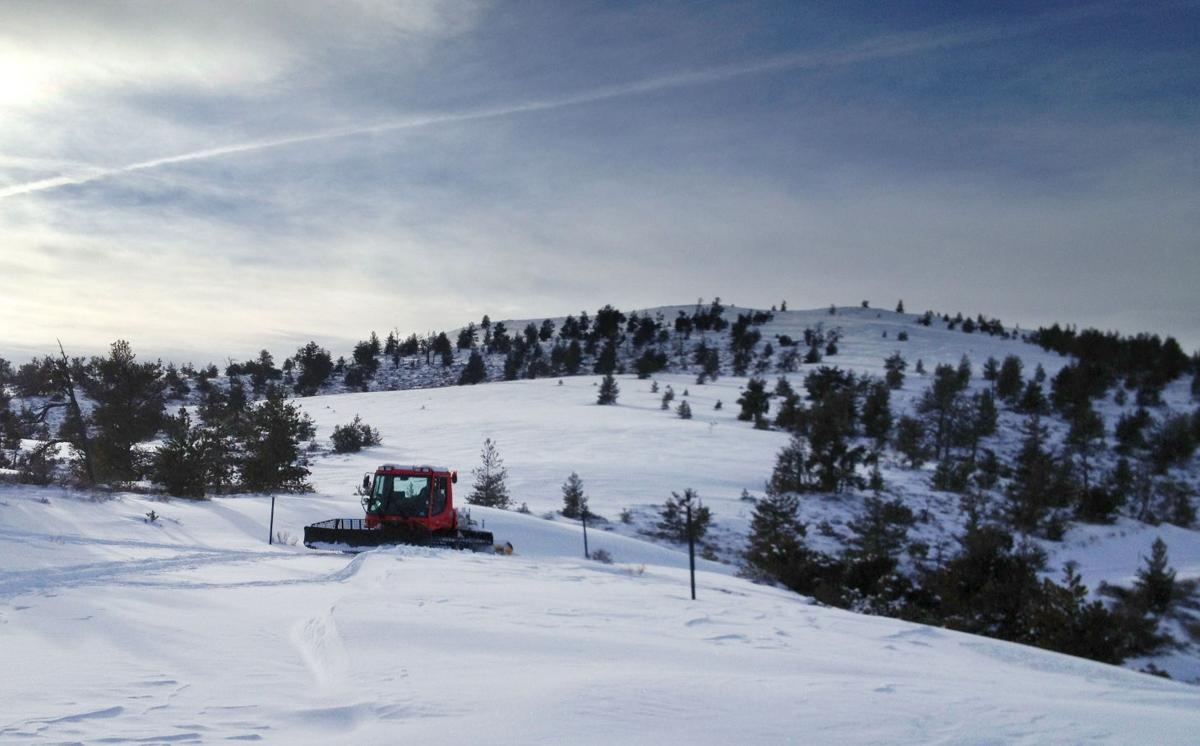 5 reasons to visit craters of the moon in winter outdoors and