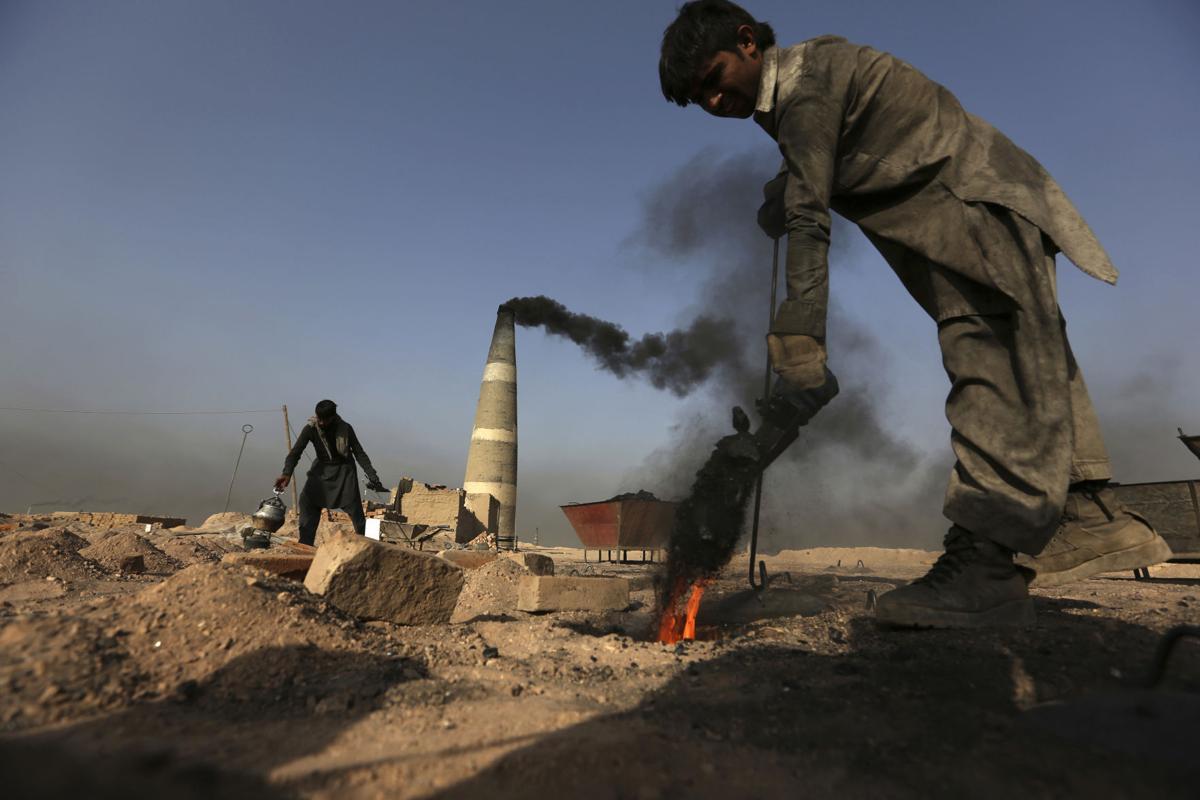 Afghanistan Debt Slaves