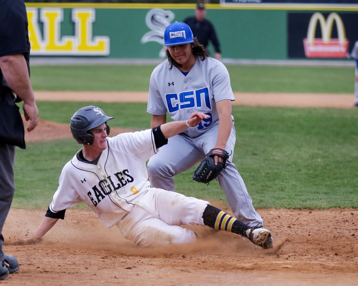 Baseball: CSI vs. CSN
