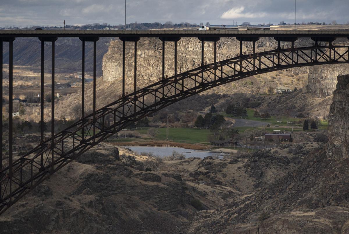 I.B. Perrine Bridge
