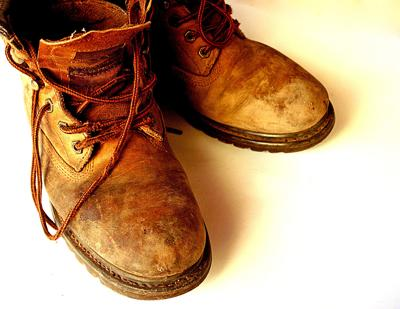 Hiking boot, walk, shoes, outdoors stock