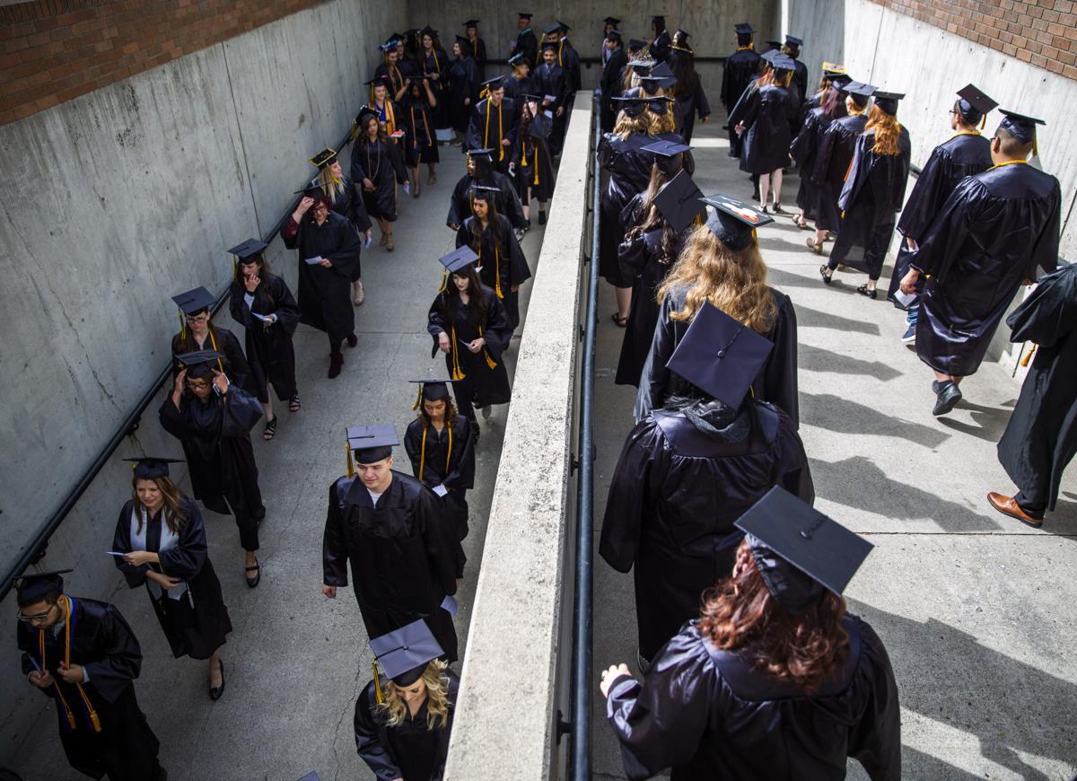 CSI Graduation