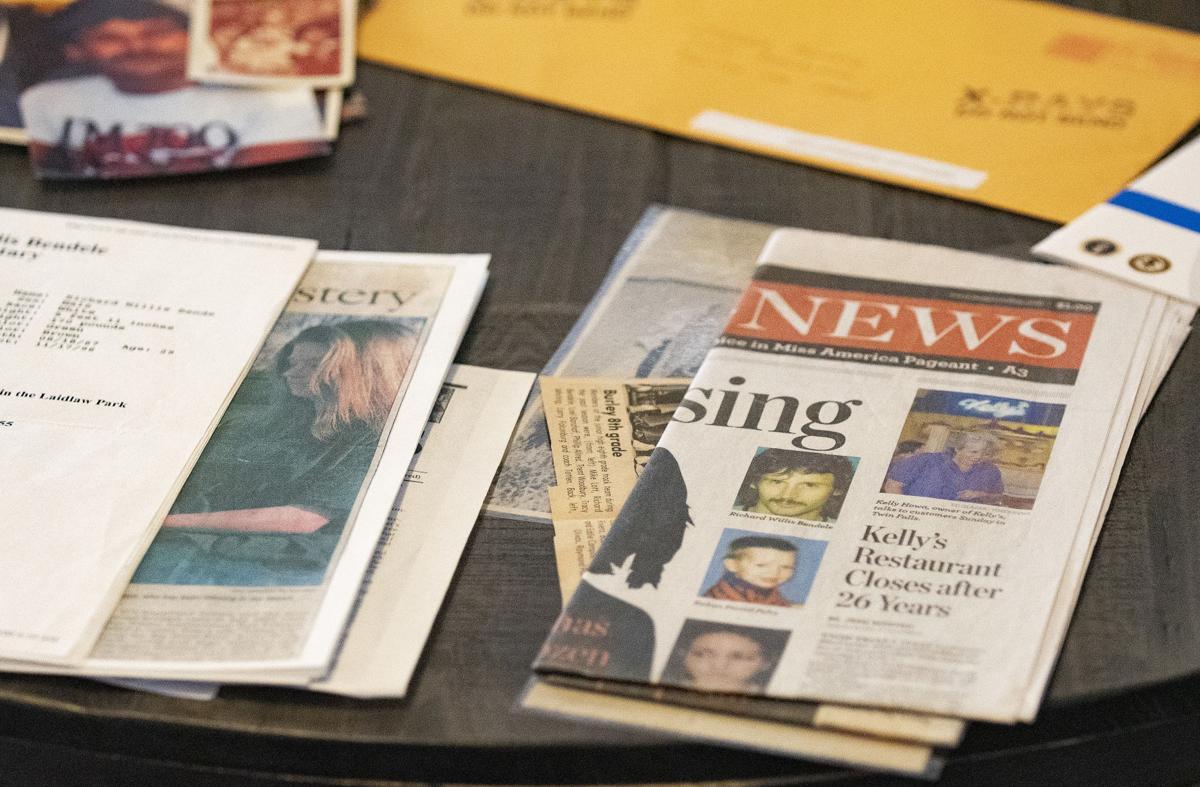 Richard Bendele missing since 1996