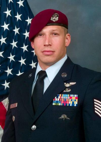 U.S. Air Force Tech. Sgt. Peter Kraines