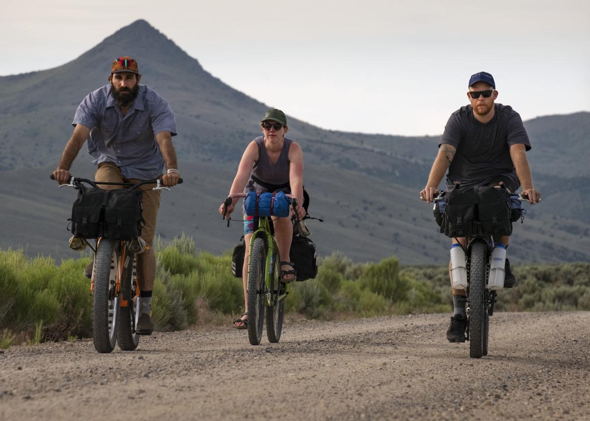 Bikepacking Nevada
