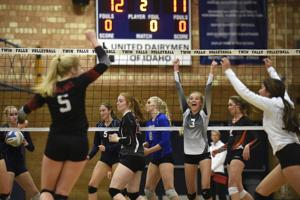PHOTOS: District IV All-Star Volleyball