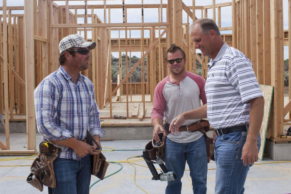 James Ray construction