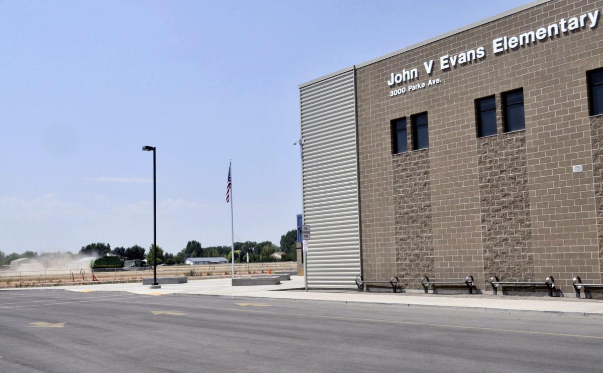 John V. Evans Elementary