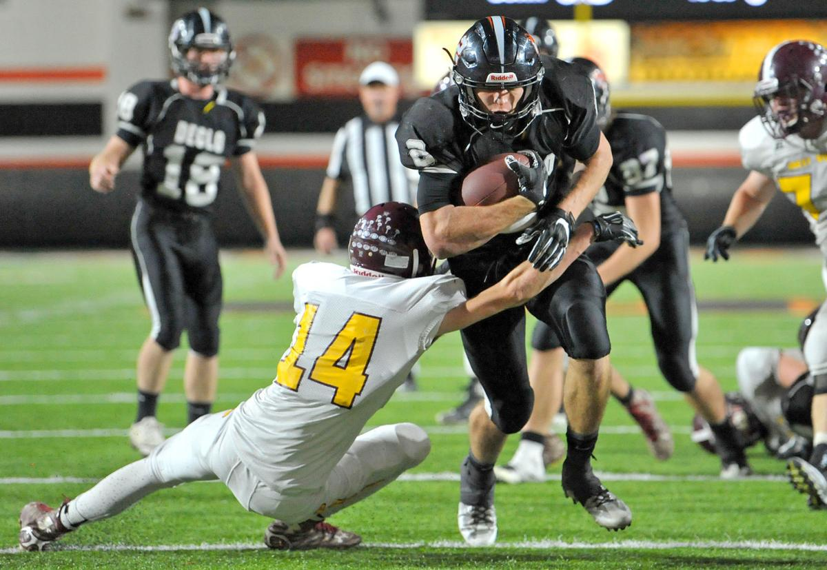 2A state semifinals: Declo vs. West Side