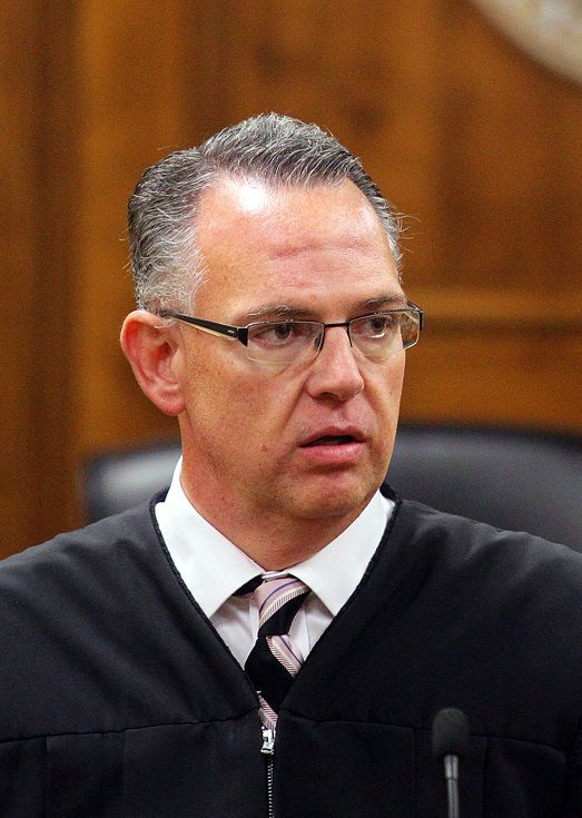 Magistrate Judge Calvin Campbell