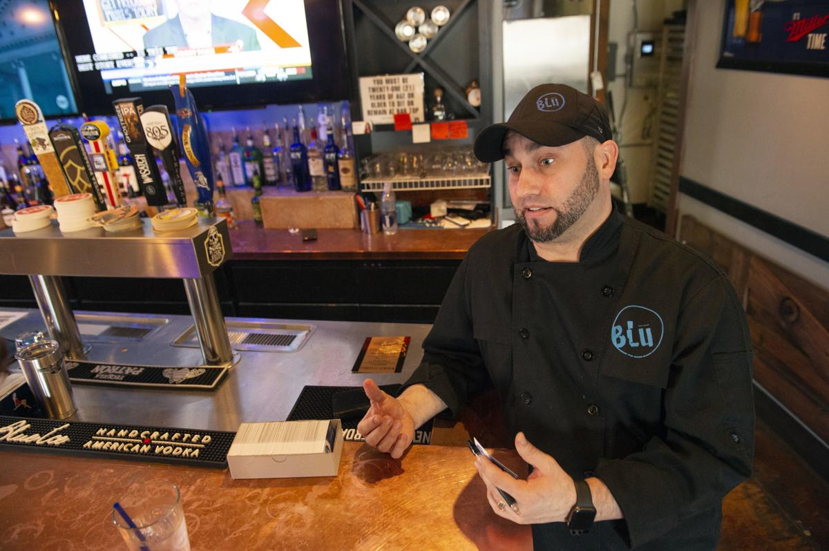 Code BLu launches food service