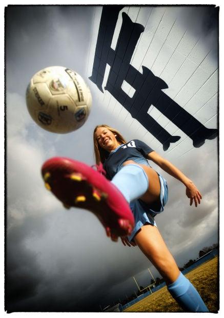 AOY Girls Soccer: Maddie Watkins