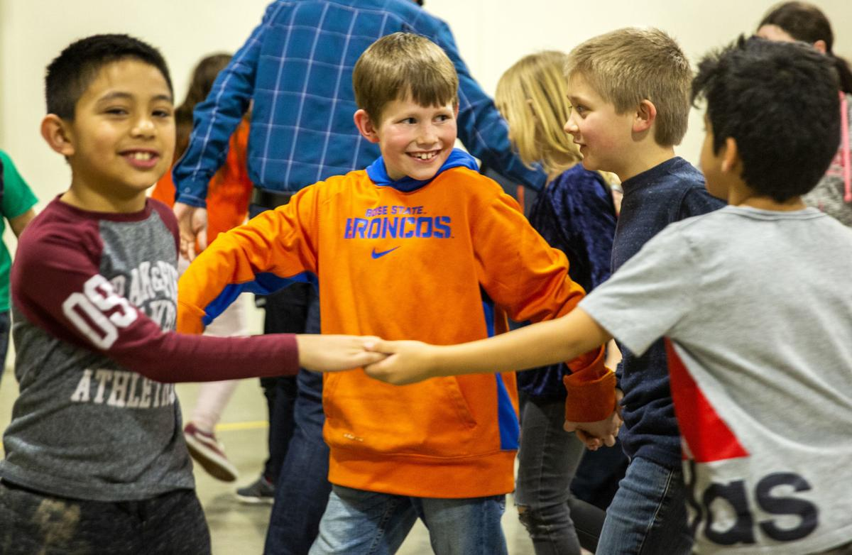 Dancing in class: Hollister Elementary gets $20K for dance, music