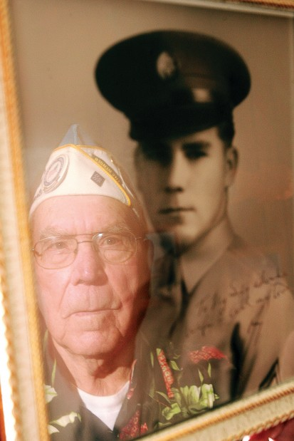 Witness to history Gooding man recalls seeing Pearl Harbor attack in person