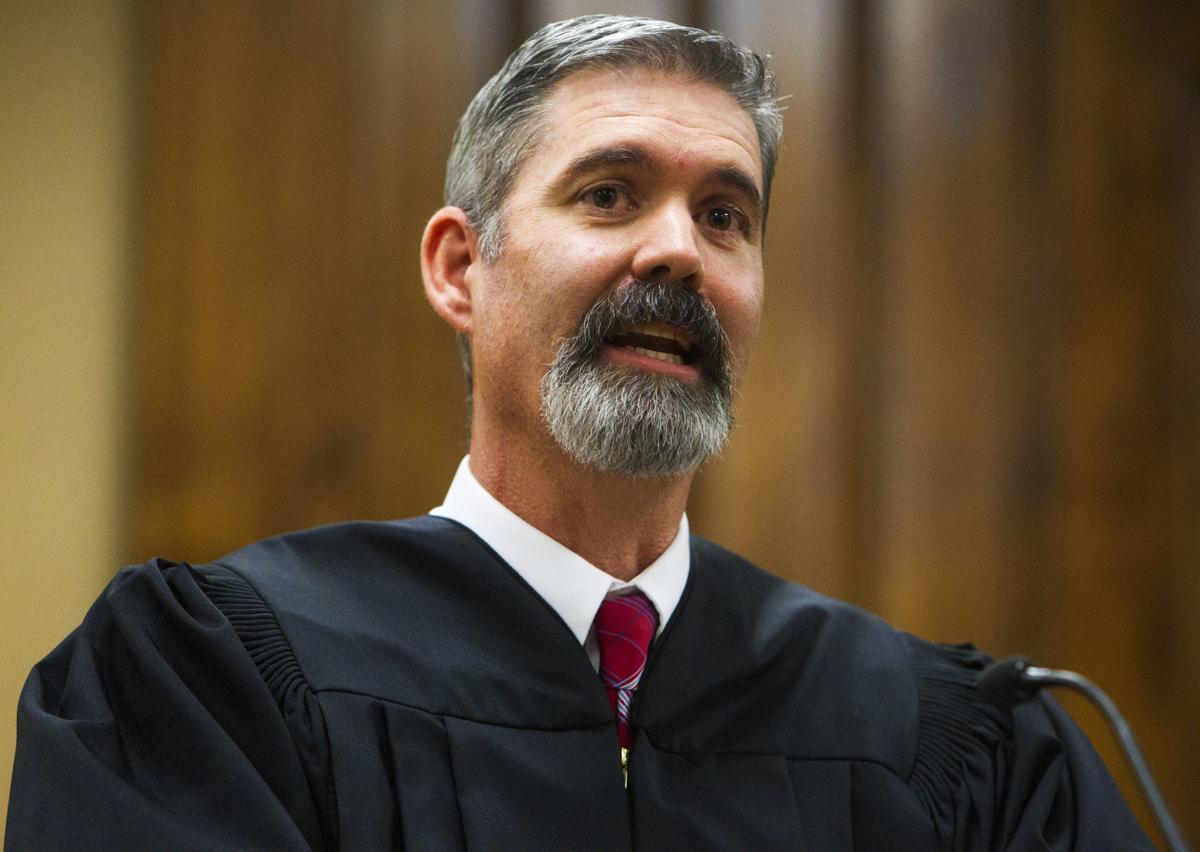 Judge Benjamin Cluff